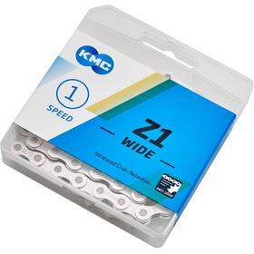 KMC Z1 Wide Kette 1-fach silber
